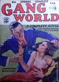 Gang World (1933-1934 Spencer Publications) Pulp 2nd Series Vol. 1 #3