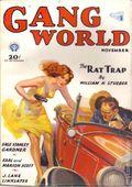 Gang World (1930-1932 Popular Publications) Pulp 1st Series Vol. 1 #2