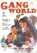 Gang World (1930-1932 Popular Publications) Pulp 1st Series Vol. 1 #3