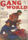 Gang World (1930-1932 Popular Publications) Pulp 1st Series Vol. 2 #1