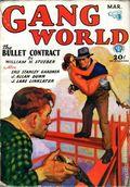 Gang World (1930-1932 Popular Publications) Pulp 1st Series Vol. 2 #2