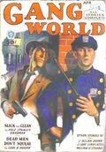 Gang World (1930-1932 Popular Publications) Pulp 1st Series Vol. 2 #3
