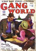 Gang World (1930-1932 Popular Publications) Pulp 1st Series Vol. 3 #3