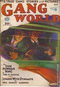 Gang World (1930-1932 Popular Publications) Pulp 1st Series Vol. 4 #1