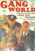Gang World (1930-1932 Popular Publications) Pulp 1st Series Vol. 5 #3