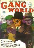 Gang World (1930-1932 Popular Publications) Pulp 1st Series Vol. 5 #4