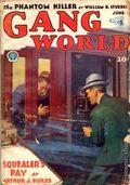 Gang World (1930-1932 Popular Publications) Pulp 1st Series Vol. 6 #1