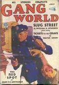 Gang World (1930-1932 Popular Publications) Pulp 1st Series Vol. 6 #2