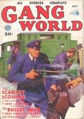 Gang World (1930-1932 Popular Publications) Pulp 1st Series Vol. 6 #4