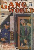 Gang World (1930-1932 Popular Publications) Pulp 1st Series Vol. 7 #1