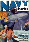 Navy Stories (1929-1930 Dell Magazines) Pulp 1st Series Vol. 1 #1