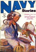 Navy Stories (1930 Dell Magazines) Pulp 2nd Series Vol. 1 #2