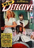 New Detective Magazine (1941-1953 Popular Publications) Pulp Vol. 3 #1