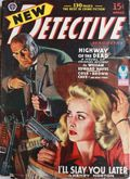 New Detective Magazine (1941-1953 Popular Publications) Pulp Vol. 3 #3
