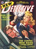 New Detective Magazine (1941-1953 Popular Publications) Pulp Vol. 5 #1