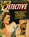 New Detective Magazine (1941-1953 Popular Publications) Pulp Vol. 8 #1
