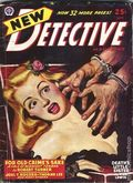 New Detective Magazine (1941-1953 Popular Publications) Pulp Vol. 9 #1