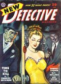 New Detective Magazine (1941-1953 Popular Publications) Pulp Vol. 9 #3