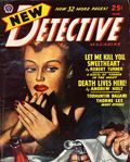 New Detective Magazine (1941-1953 Popular Publications) Pulp Vol. 9 #4