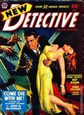 New Detective Magazine (1941-1953 Popular Publications) Pulp Vol. 11 #1