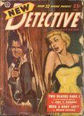 New Detective Magazine (1941-1953 Popular Publications) Pulp Vol. 13 #1
