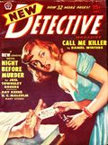 New Detective Magazine (1941-1953 Popular Publications) Pulp Vol. 15 #2
