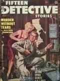Fifteen Detective Stories (1953-1955 Popular Publications) Pulp Vol. 1 #1