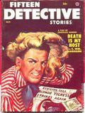 Fifteen Detective Stories (1953-1955 Popular Publications) Pulp Vol. 19 #4