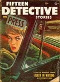 Fifteen Detective Stories (1953-1955 Popular Publications) Pulp Vol. 20 #1