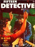 Fifteen Detective Stories (1953-1955 Popular Publications) Pulp Vol. 20 #2