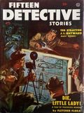 Fifteen Detective Stories (1953-1955 Popular Publications) Pulp Vol. 20 #3