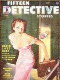 Fifteen Detective Stories (1953-1955 Popular Publications) Pulp Vol. 20 #4
