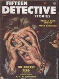 Fifteen Detective Stories (1953-1955 Popular Publications) Pulp Vol. 21 #1