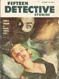 Fifteen Detective Stories (1953-1955 Popular Publications) Pulp Vol. 21 #2