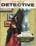 Fifteen Detective Stories (1953-1955 Popular Publications) Pulp Vol. 22 #1