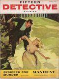 Fifteen Detective Stories (1953-1955 Popular Publications) Pulp Vol. 22 #2