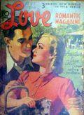 Love Romantic Magazine (1940 Popular Publications) Pulp Vol. 1 #2