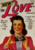 New Love Magazine (1941-1954 Popular Publications) Vol. 8 #3