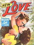 New Love Magazine (1941-1954 Popular Publications) Pulp Vol. 21 #3
