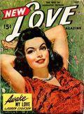 New Love Magazine (1941-1954 Popular Publications) Vol. 24 #4