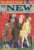 The New Magazine (1909-1930 Cassell/Amalgamated) Vol. 38 #223