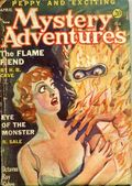 New Mystery Adventures (1935-1936 Pierre Publications) Pulp Vol. 1 #2