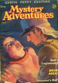 New Mystery Adventures (1935-1936 Pierre Publications) Pulp Vol. 1 #4
