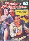 New Mystery Adventures (1935-1936 Pierre Publications) Pulp Vol. 1 #6