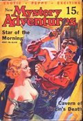 New Mystery Adventures (1935-1936 Pierre Publications) Pulp Vol. 2 #1
