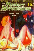 New Mystery Adventures (1935-1936 Pierre Publications) Pulp Vol. 2 #4