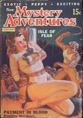 New Mystery Adventures (1935-1936 Pierre Publications) Pulp Vol. 2 #5