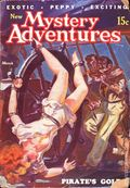 New Mystery Adventures (1935-1936 Pierre Publications) Pulp Vol. 3 #1