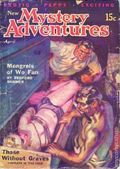 New Mystery Adventures (1935-1936 Pierre Publications) Pulp Vol. 3 #2