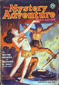 Mystery Adventure Magazine (1936-1937 Fiction Magazines) Pulp Vol. 3 #3